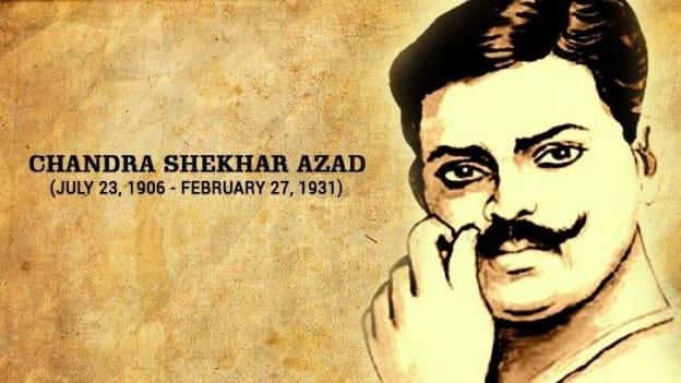 "Chandrashekhar Azad::: ""EMPOWER IAS"""