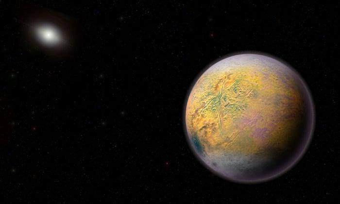 """Planet Nine, Dwarf Planets """"EMPOWER IAS"""""""