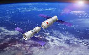 "Tiangong 2 mission ""EMPOWER IAS"""
