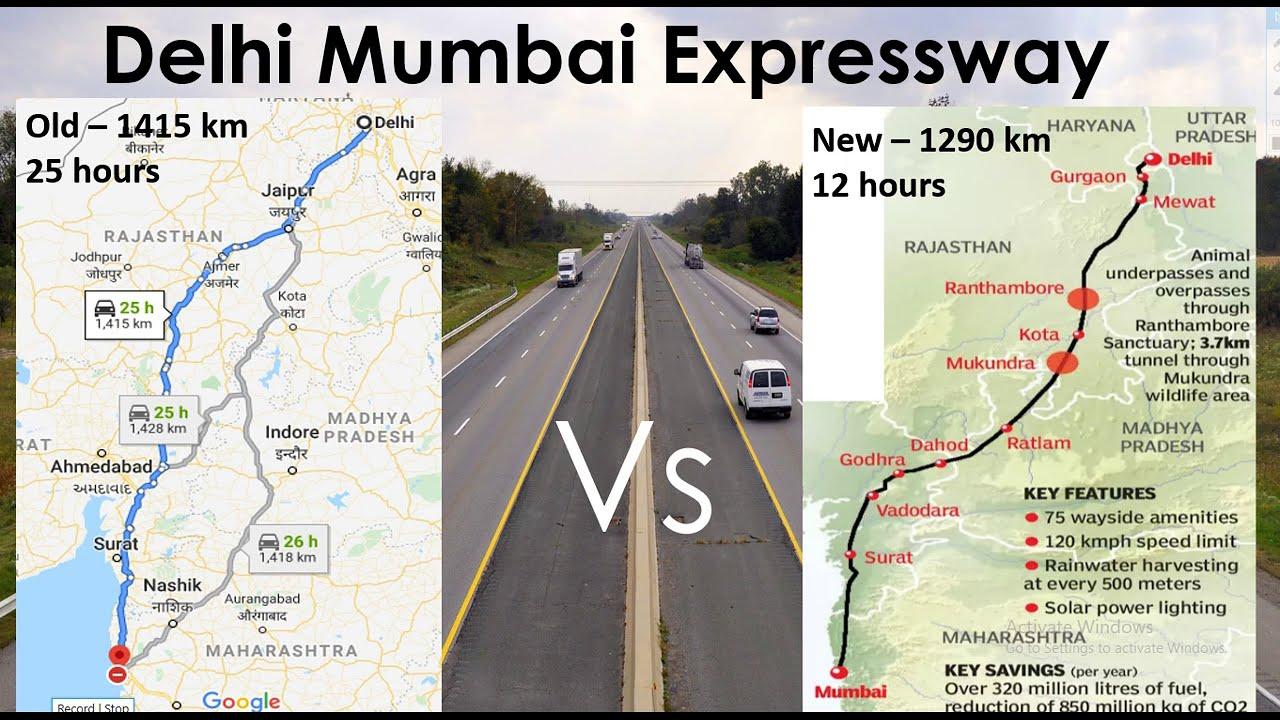 "DELHI-MUMBAI EXPRESSWAY: ""EMPOWER IAS"""