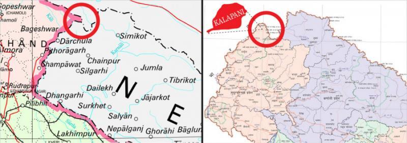 "Kalapani Boundary Issue ""EMPOWER IAS"""